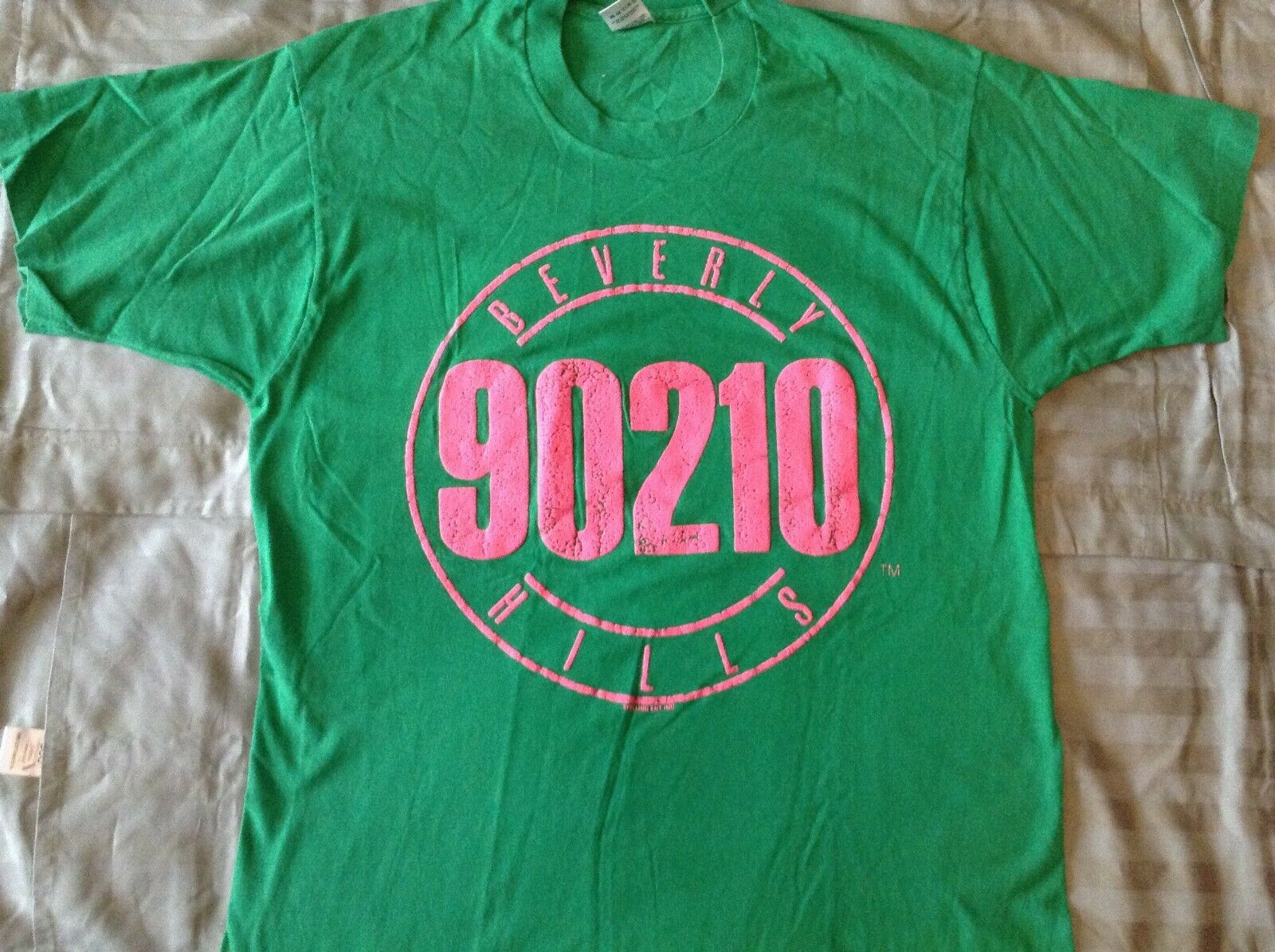 Amazing Vintage Beverly Hills 90201 T-Shirt - Luke Perry Jason Priestly