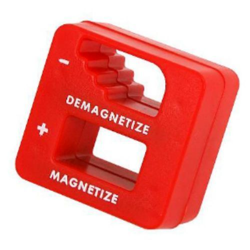 Neilson Magnetise Demagnetise Instantly Screwdrivers Tweezers  Ferrous Tools 3A