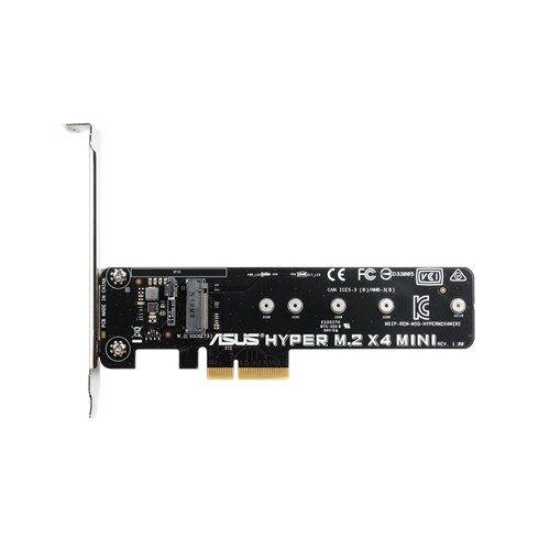 ASUS Original Hyper M.2 x4 MINI Card PCI-Express Adapter