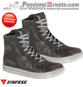 Shoes-Dainese-Street-Rocker-D-WP-Black-Motorrad-Shoes