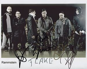 Rammstein-FULLY-SIGNED-Photo-1st-Generation-PRINT-Ltd-No-039-d-Certificate-2