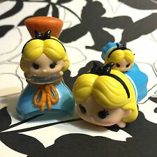 Disney Tsum Tsum Mystery Vinyl Stack Pack Alice with LARGE SMALL set