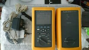 FLUKE-DSP-100-Network-cable-analyzer