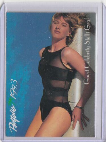 Bonus Card #108 Details about  /1993 Portfolio Swimsuit Collection Steffi Graf Insert