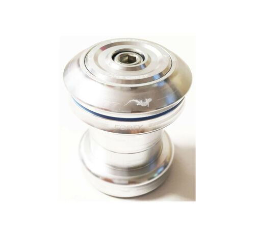 """Silver Alloy Headset Cane Creek Forty 40.EC30 1/"""""""