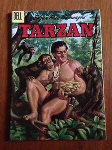 Tarzan-75-December-1955-Edgar-Rice-Burrough-Dell-Comics