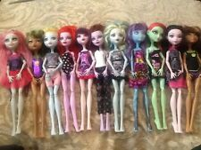 PICK YOUR OWN MONSTER HIGH DOLL SPECIAL11 TO CHOOSE FROM NONE ALIKE