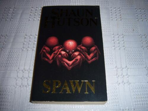 1 of 1 - Spawn By Shaun Hutson Book
