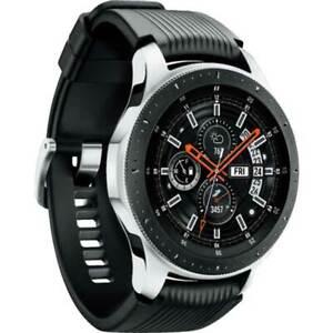 Smartwatch-Samsung-Galaxy-Watch-R800-silver-Orologio-46mm-Versione-Tedesca
