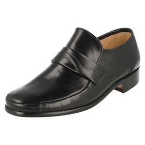 Herrenschuhe Kleidung & Accessoires Ehrgeizig Mens Grenson Formal Slip On Shoes Swindon Preisnachlass