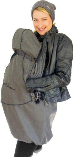 BUSTINA mamma loop cover-softshelll barella COVER geborgenes indossare BABY BAMBINO