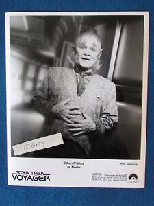 Original-Press-Promo-Photo-10-034-x8-034-Star-Trek-Voyager-Neelix