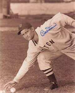 Bobby Doerr Boston Red Sox Autograph 8x10 *141