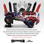 """8.5/"""" Rear Lift Skyjacker Shocks 05-16 Ford F350 Super Duty 4WD 8.5/"""" Front"""
