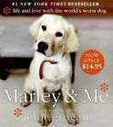 Marley and ME: Life and Love with the World's Worst Dog by John Grogan (CD-ROM, 2008)