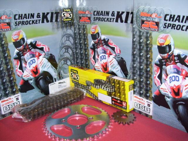 NEW Mototek Standard Gearing Chain & Sprocket Kit Sukida SK125-5B 'Tough'