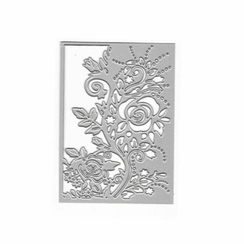 Card Cover Cutting Dies Stencil DIY Scrapbooking Album Paper Card Embossing