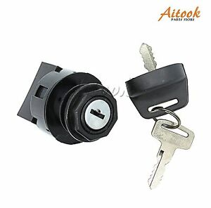 IGNITION KEY SWITCH For POLARIS ATV MAGNUM 330 2X4 4X4 2003