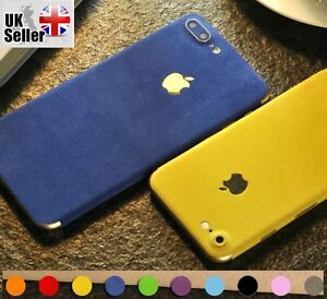 Luxury Soft Suede Velvet Skin Wrap Sticker Vinyl Decal Case Cover - Vinyl decals for phone cases