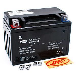 AGM Batterie Suzuki GSX-R 600 JS1AD WVAD Bj 1998 VARTA YTX9-BS