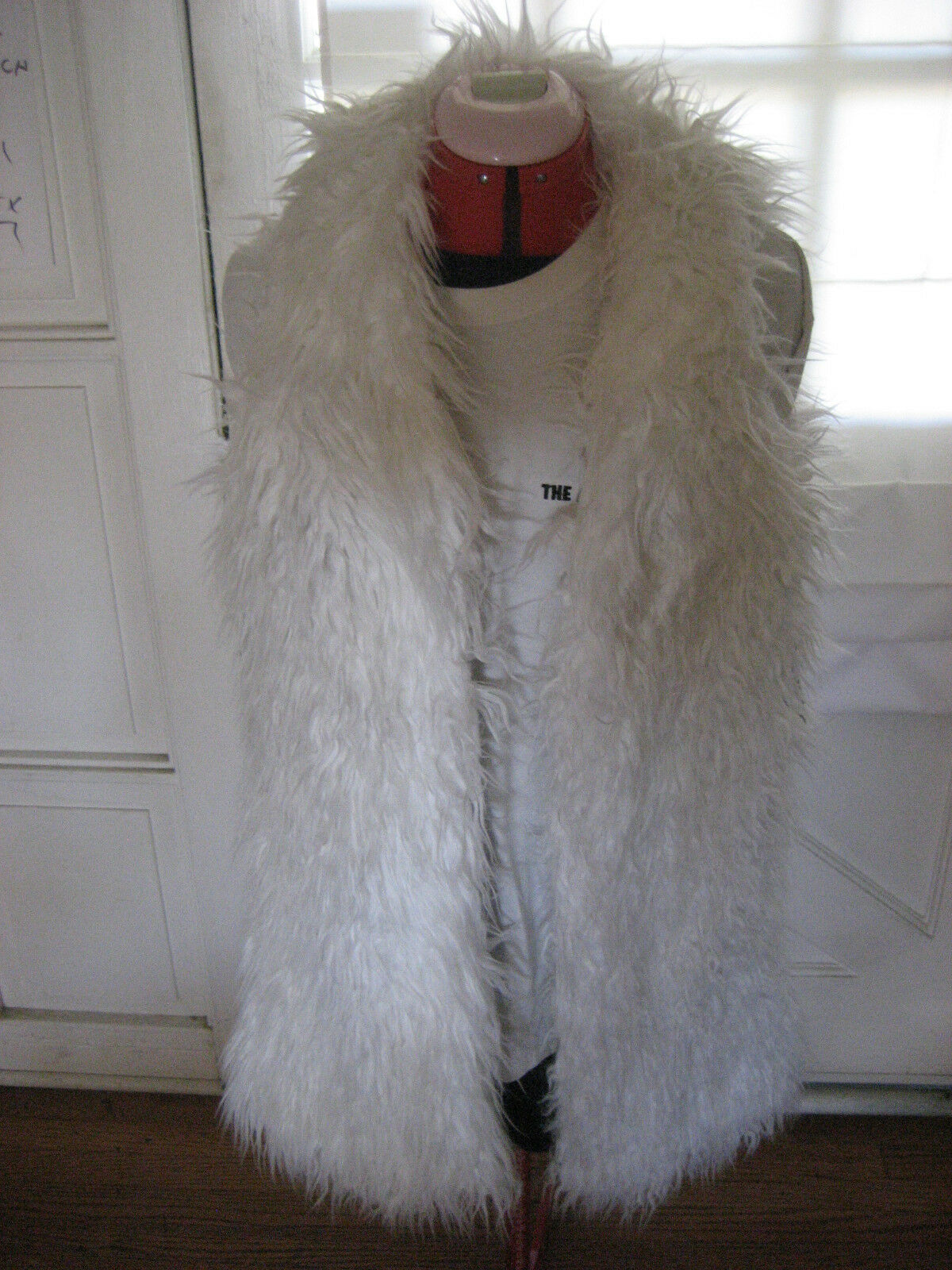 Ashley Premium Beautiful  Vest NWT Size S