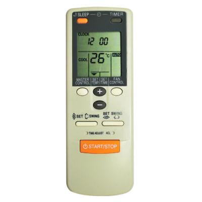 Easy Replacement Remote Control Fit for Fujitsu ASU15RLS2 ASU9R2 AC A//C Air Conditioner