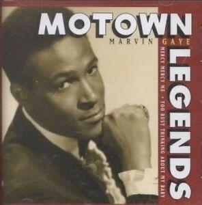 MARVIN GAYE Motown Legends Mercy Me Cloud Nine Memories CD NEW & FACTORY SEALED