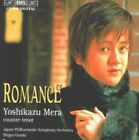 Romance - Songs for Counter Tenor and Orchestra Genda 7318590009499 Mera CD