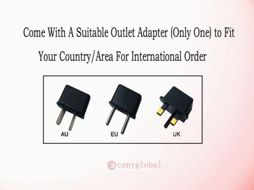 AC Adapter For CenturyLink ZyXEL PK5001Z PK5001PK Modem Router Power Supply Cord