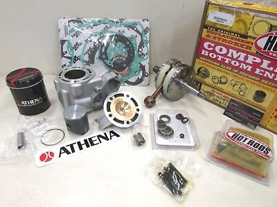 YAMAHA YZ 125 WISECO ENGINE REBUILD KIT NEW CRANKSHAFT PISTON GASKETS 2002-04