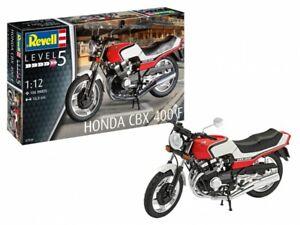 Revell 1/12 Honda Cbx 400 F modèle dans le kit