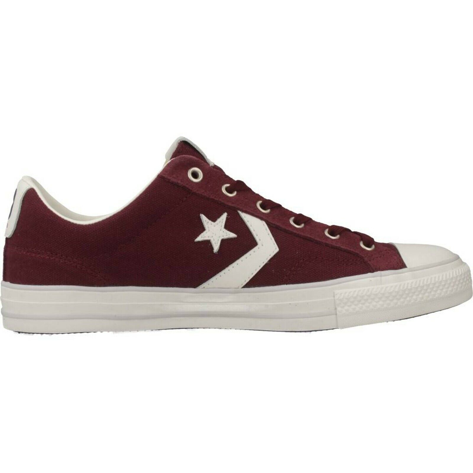 baskets CONVERSE Star Player Ox chaussures Basse hommes 163960C BORDEAUX