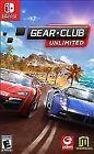 Gear.Club Unlimited (Nintendo Switch, 2017)