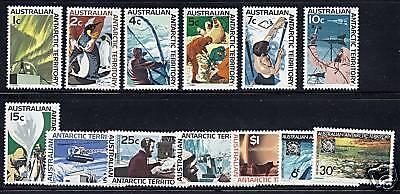 Ehrlich Aat 1966 Dauermarken Plus 1971 Set Scott L8-20 Vf Mh Reinigen Der MundhöHle. Briefmarken