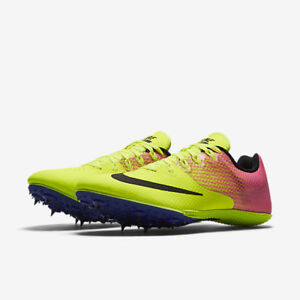 c47f95a2edeb89 NEW Nike zoom Rival S 8 Track field spikes RIO games Men Shoe 806554 ...