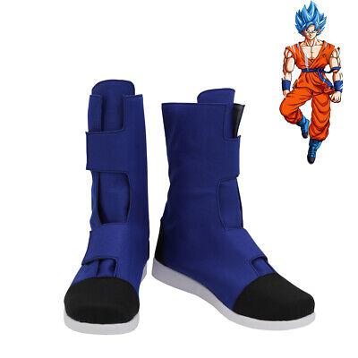 Son Goku Shoes Cosplay Dragon Ball Men