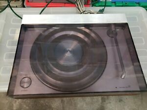 B-amp-O-BEOGRAM-3000-Turntable-PARTS-OR-REPAIR