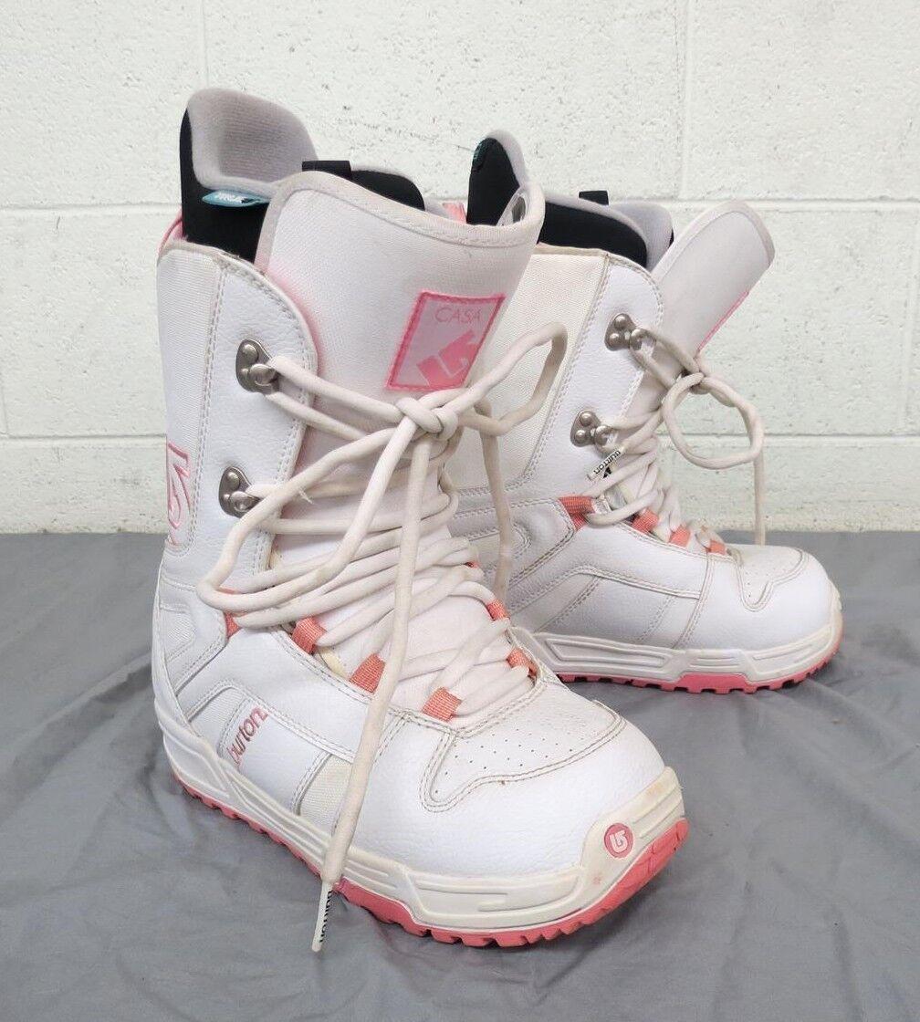 Burton Casa High-Quality Women's All Mountain Snowboarding Boots US 6