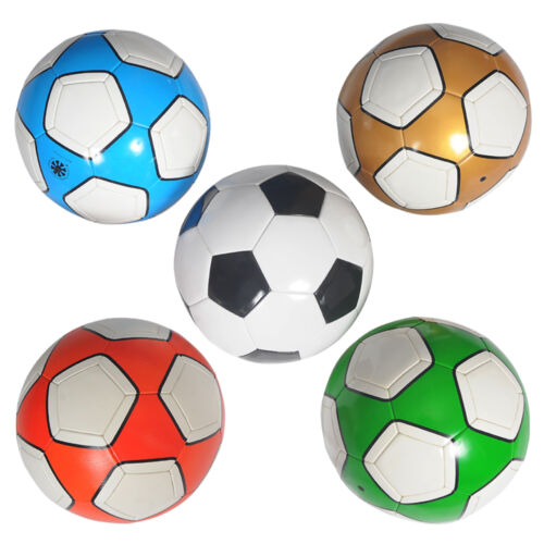 New Top Quality Football Club Team Soccer Ball Soft Aqwa Sports Outdoor Size 5