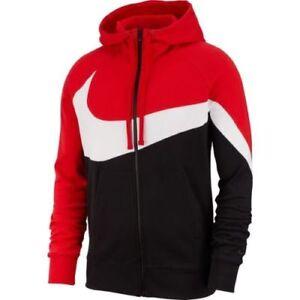 promo code f2487 82088 Details zu Herren Nike Kapuzenpullover Sportswear Jacke Freizeit Hoodie  AR3084