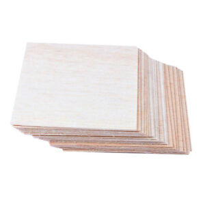 Models and craft 1mm thick 10x Balsa Wood Board 31x10cm