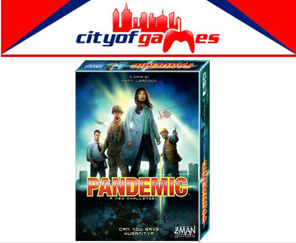 Pandemic 2013 Edition Board Game Brand New
