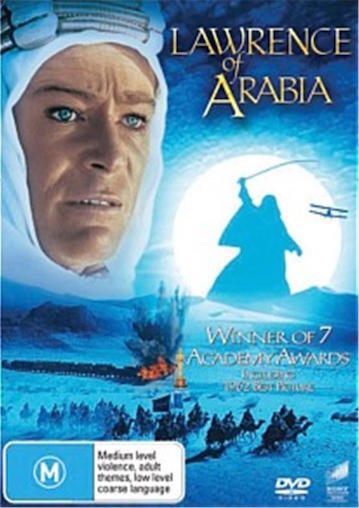 LAWRENCE OF ARABIA : NEW DVD