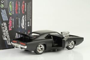 Dodge Charger R//T 1970 Offroad Dom Fast /& Furious 7 Modellauto 1:24 Jada