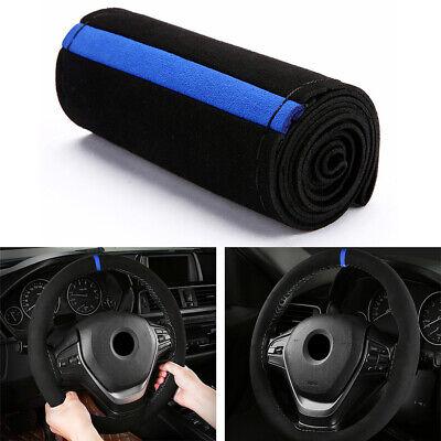 Non-Slip Car Steering Wheel Cover Protector Universal Car DIY Decoration