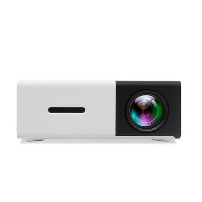 ffe3e80d3dee53 Details about YG300 Black Projector Mini portable LED handheld projector  home entertainment