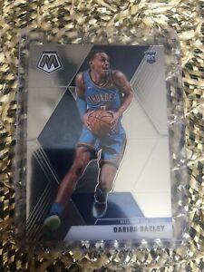 2019-20-Panini-Mosaic-Base-227-Darius-Bazley-RC-Rookie-Card-OKC-Thunder