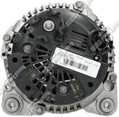 ALTERNATOR SEAT ALHAMBRA VW VOLKSWAGEN SHARAN 2.0 TDI DIESEL 2010-onwards 180amp