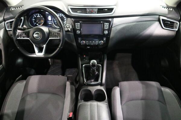 Nissan Qashqai 1,5 dCi 115 N-Connecta billede 14