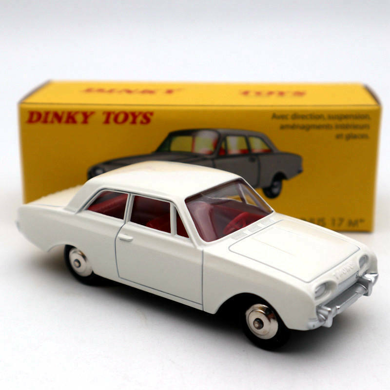Atlas Dinky toys 559 Ford Taunus 17M 1 43 Diecast Models Collection